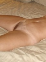 Wife Spread Out