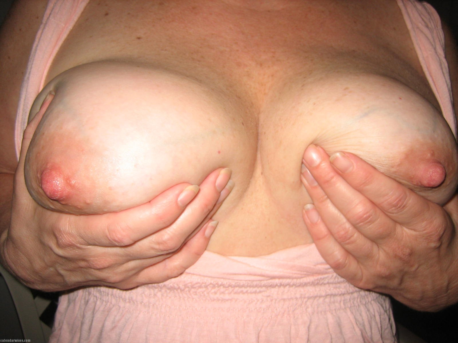 Rate My Wifes Boobs